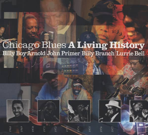 Chicago Blues: A Living History (2-CD)