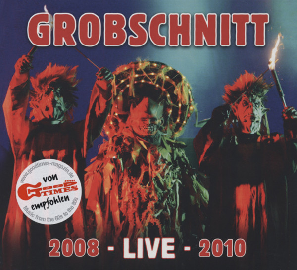 Live 2008-2010 (2-CD Digipac)