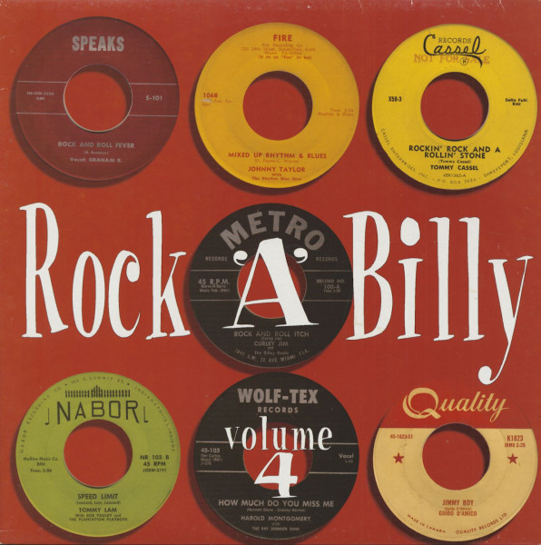 Rockabilly Vol.4 (LP)
