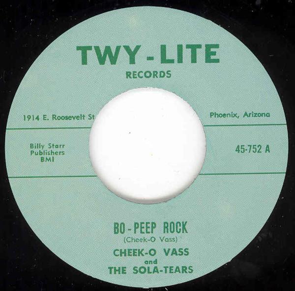Bo-Peep Rock - Desert Party Blues (7inch, 45rpm)