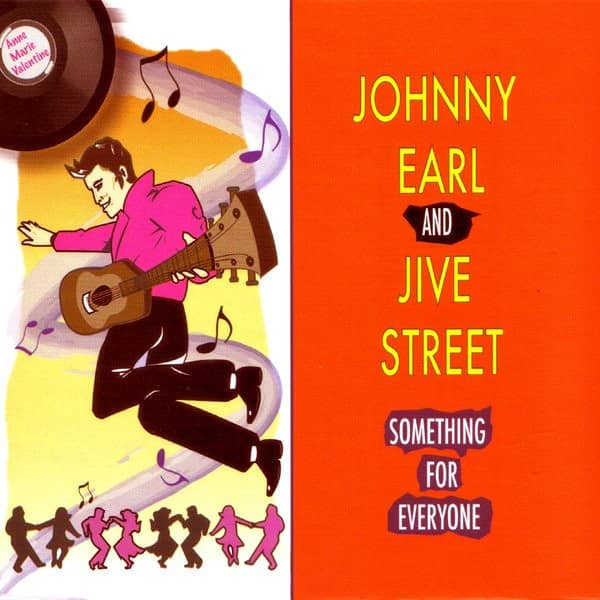 Johnny Earl - Something For Everyone
