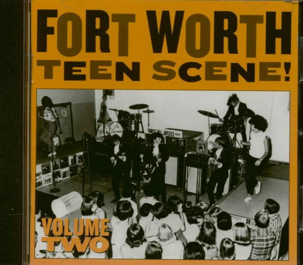 Fort Worth Teen Scene Vol.2 (CD)
