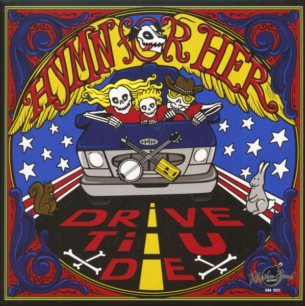 Drive Til U Die (LP)