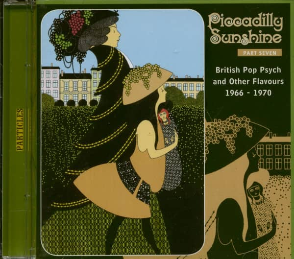 Piccadilly Sunshine Part 7 (CD)
