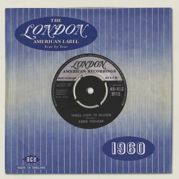 London American Label - 1960