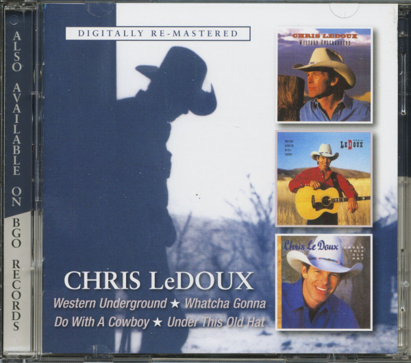 Western Underground - Whatcha Gonna Do With A Cowboy - Under This Old Hat (2-CD)