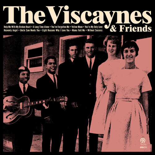 The Viscaynes & Friends (CD)