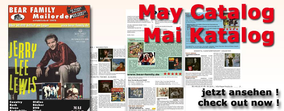 Bear Family Mailorder Online Katalog
