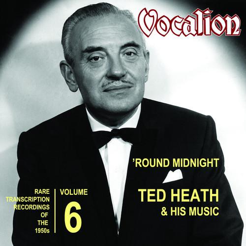 Rare Transcription Recordings Of The 50's, Vol.6 - Round Midnight