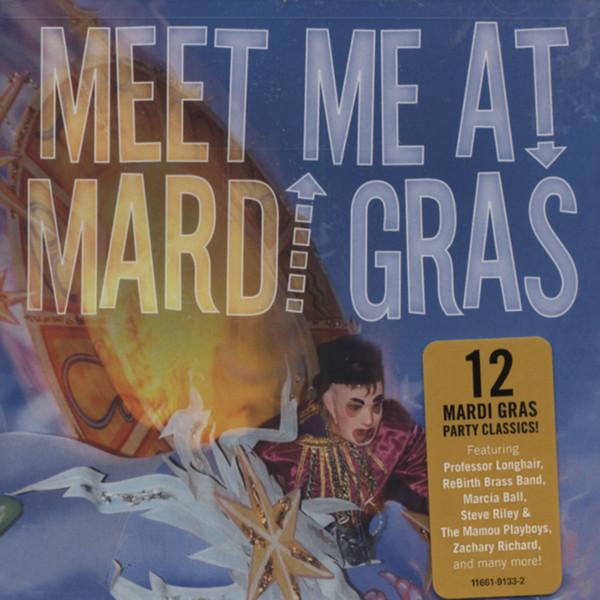 Meet Me At Mardi Grass