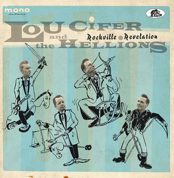 Rockville Revelation (CD)