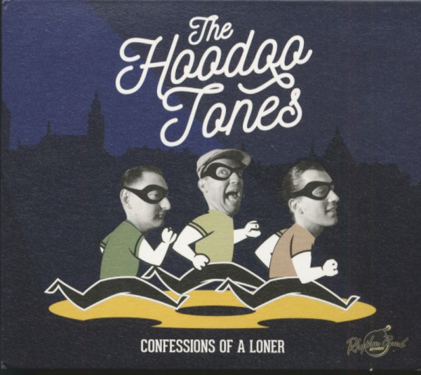 Confessions Of A Loner (CD)