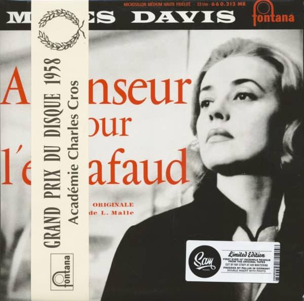 Ascenseur Pour L'Échafaud (LP, 10inch Vinyl, Ltd.)