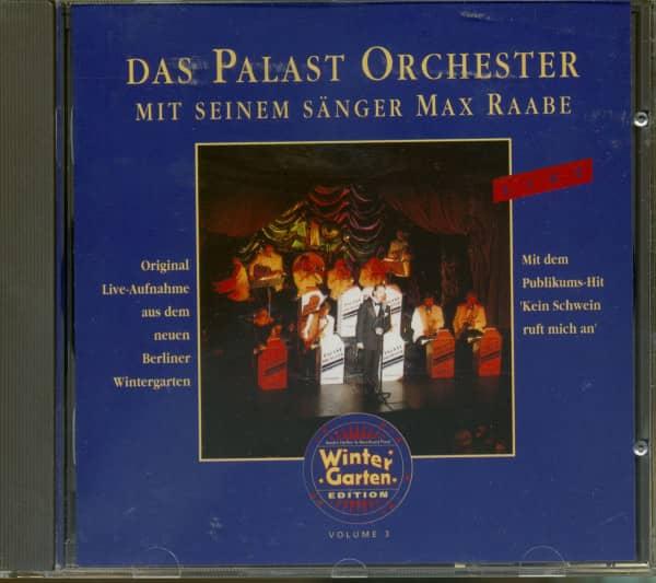 Wintergarten Edition (live)