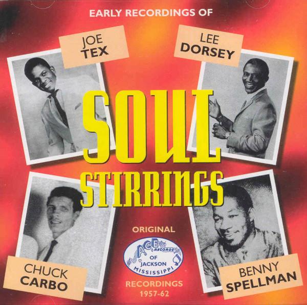 Soul Stirrings - ACE Recordings 1957-62