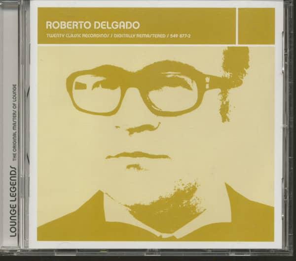 Lounge Legends (CD)