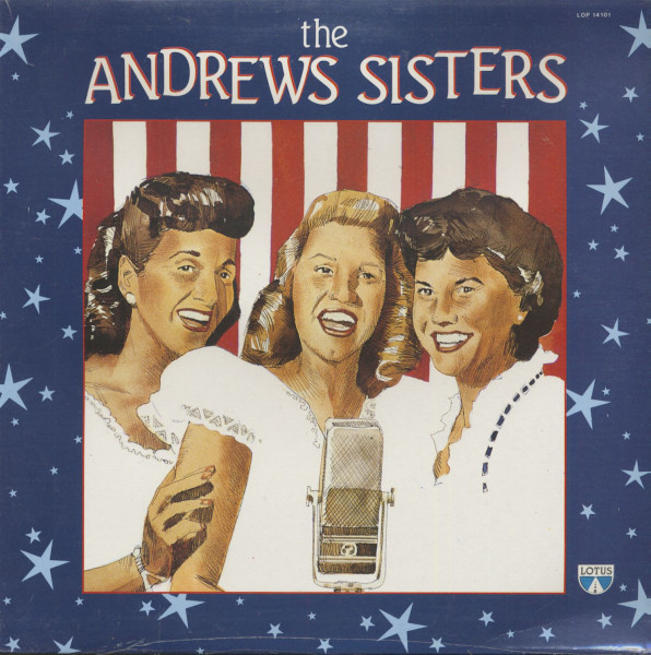 The Andrews Sisters (LP)