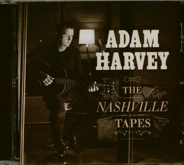 The Nashville Tapes (CD)