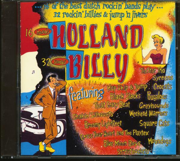 Holland-Billy (CD)