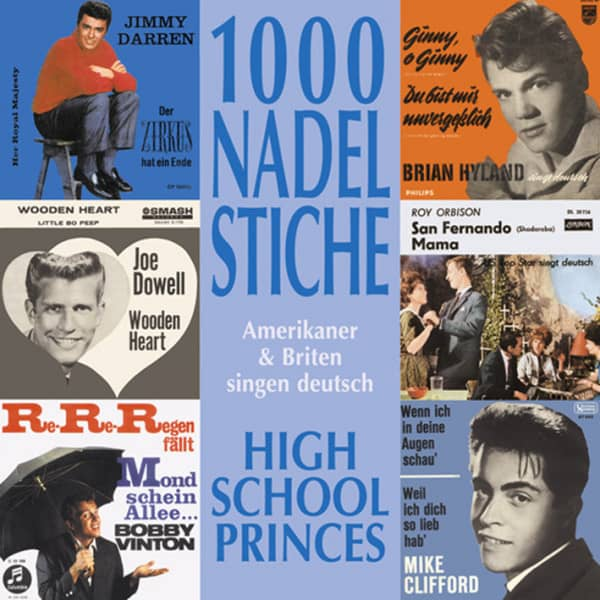 Vol.04, High School Princes - Amerikaner & Briten singen deutsch