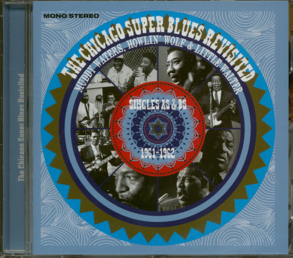 The Chicago Super Blues Revisited (CD)