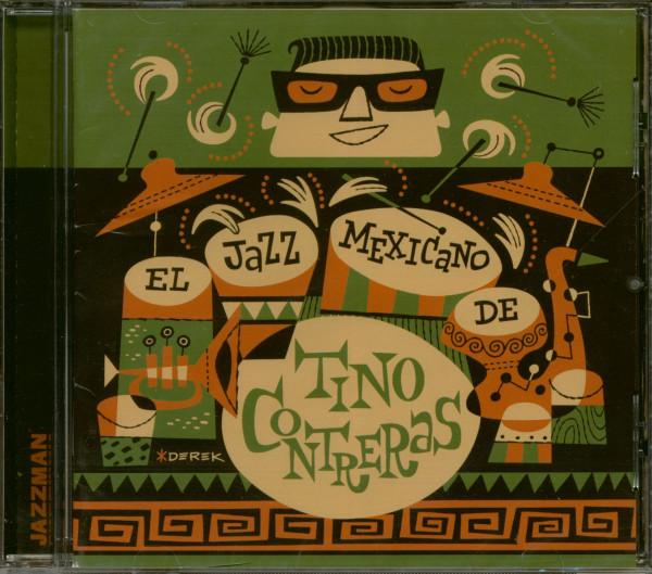 El Jazz Mexicano De Tino Contreras (CD)