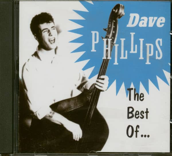 The Best Of Dave Phillips (CD)