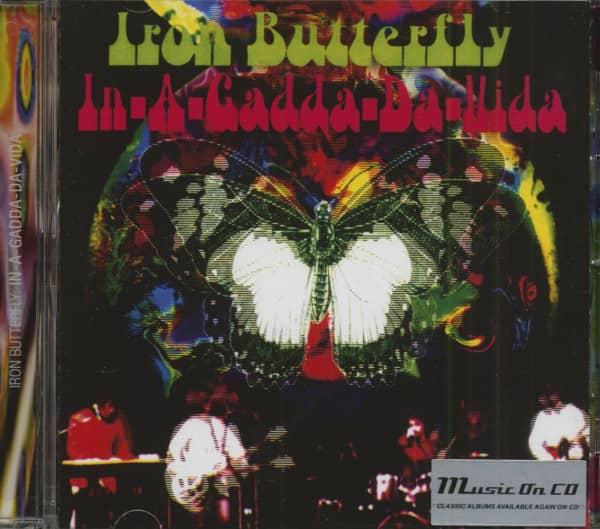 In-A-Gadda-Da-Vida (CD)