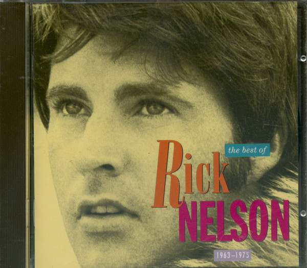 The Best Of Rick Nelson 1963-1975 (CD)