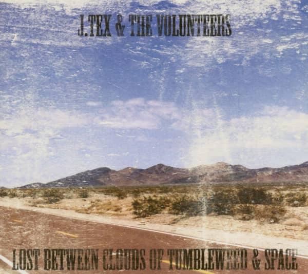 Lost Between Clouds Of Tumbleweed & Space (CD)
