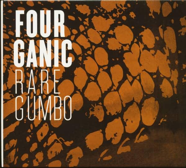 Rare Gumbo (CD)