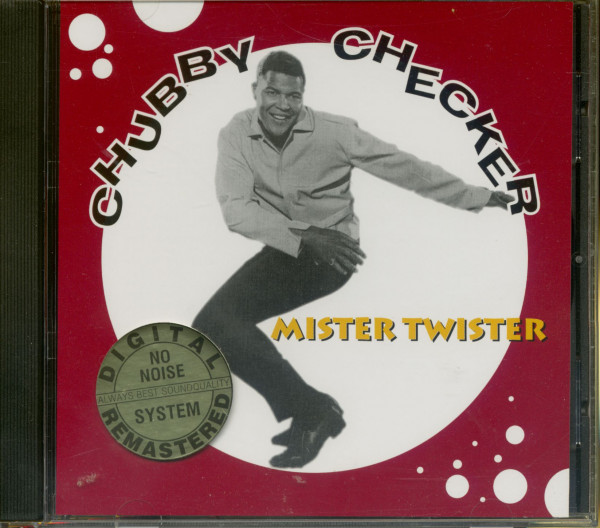 Mister Twister (CD)