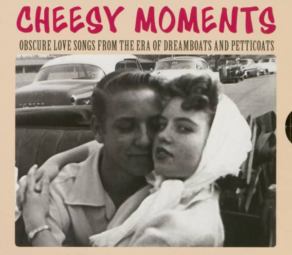 Cheesy Moments (2-CD)