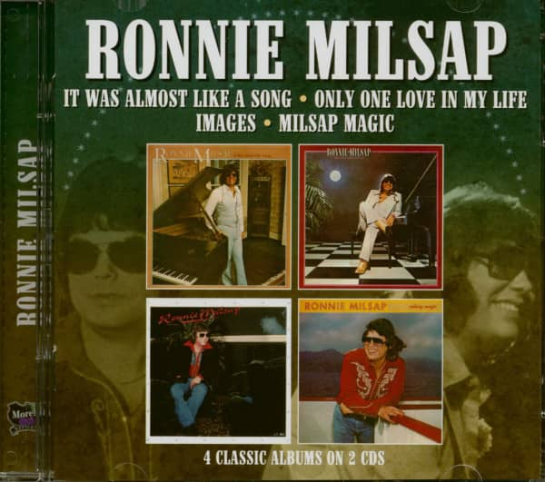It Was Almost Like A Song - Only One Love In My Life - Images - Milsap Magic (2-CD)