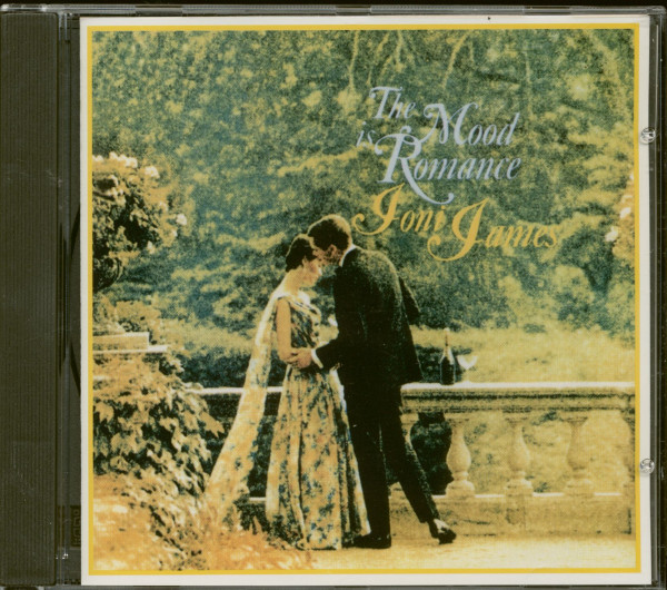 The Mood Is Romance (CD)