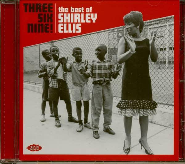 Three, Six, Nine! The Best Of Shirley Ellis (CD)