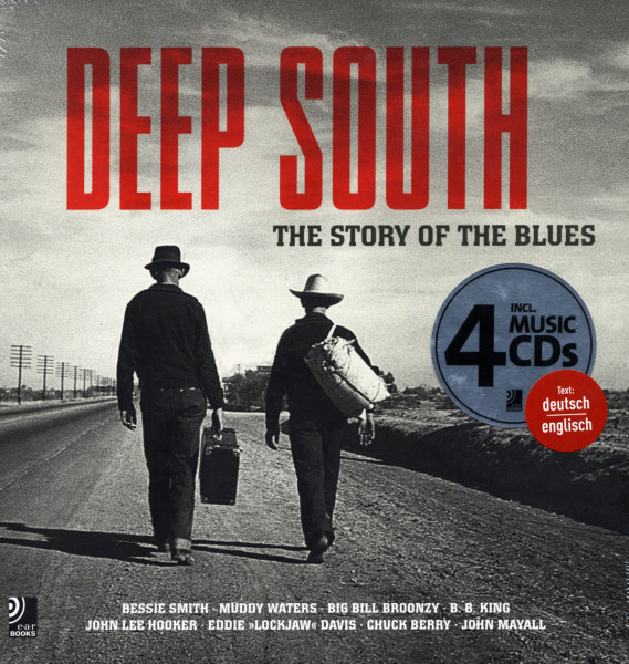 Deep South The Story Of The Blues (incl. 4-CD)