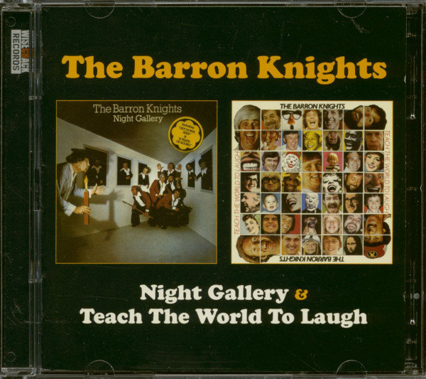 Night Gallery & Teach The World To Laugh (2-CD)