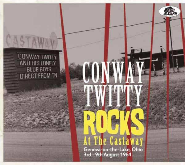 Rocks At The Castaway (2-CD)