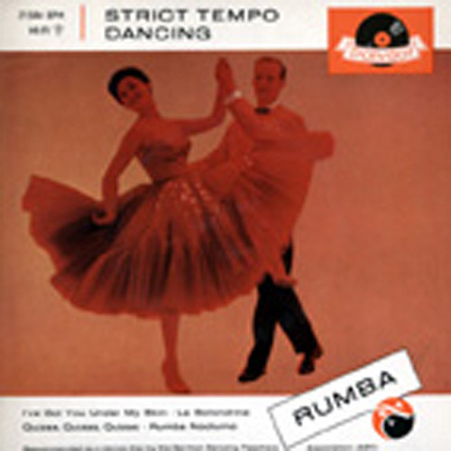 Strict Tempo Dancing - Rumba 7inch, 45rpm, EP, PS