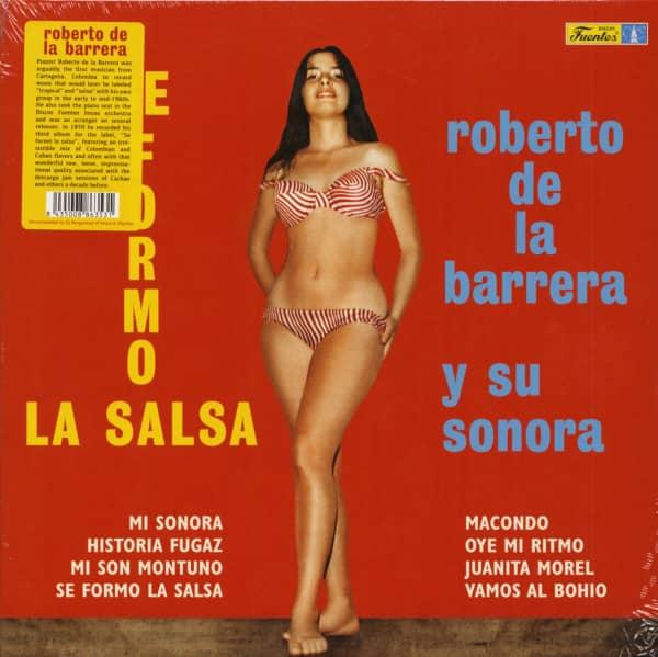 Se Formo La Salsa (LP)