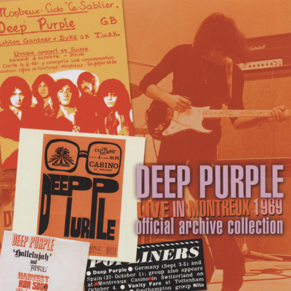 Live In Montreux 1969 (2-CD)