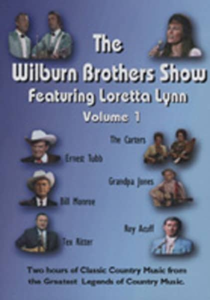 Wilburn Brothers Show Vol.1 (1968-71)