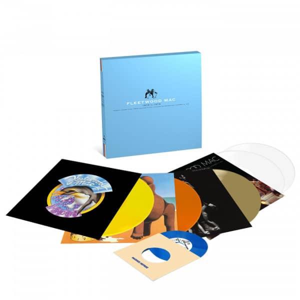 Fleetwood Mac 1973 - 1974 (8-LP & 7inch)