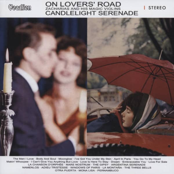 On Lover's Road & Candlelight Serenade