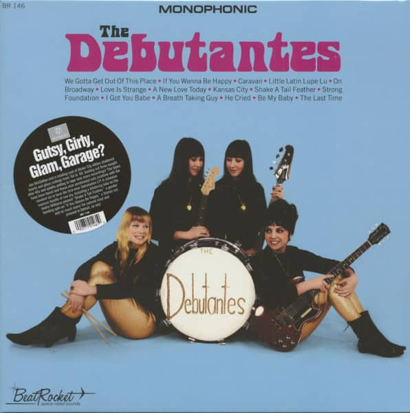The Debutantes (LP)