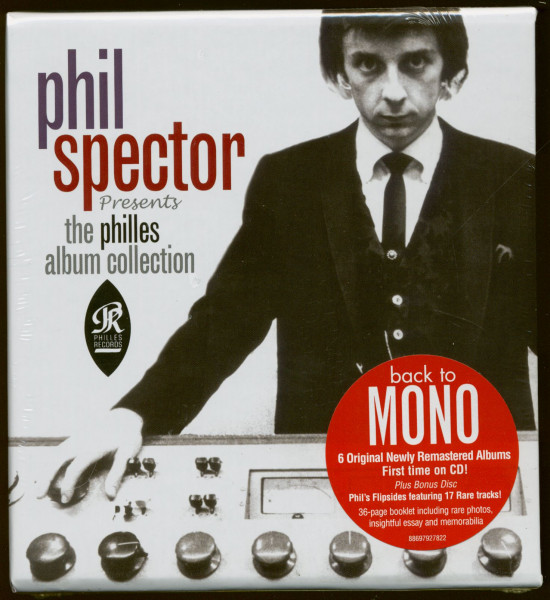 The Philles Album Collection (7-CD)