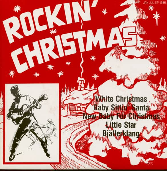 Rockin' Christmas Vol.2 (7inch, EP, 45rpm, PS, Violet Vinyl)