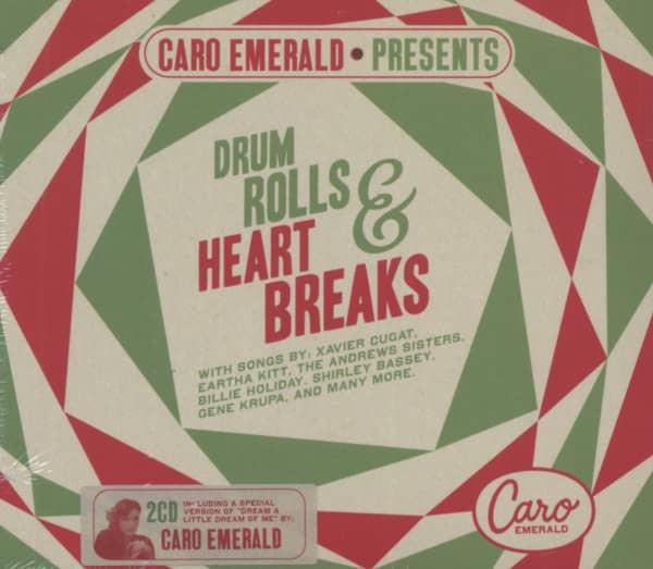 Caro Emerald Presents Drum Rolls & Heart Breaks (2-CD)