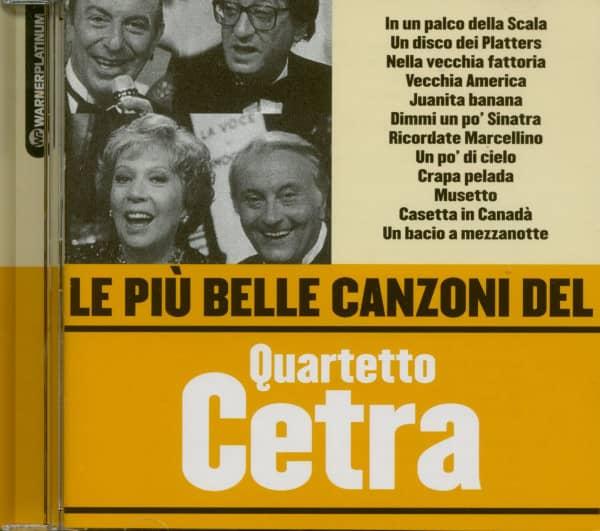 Le Piu Belle Canzoni Del (CD Album)